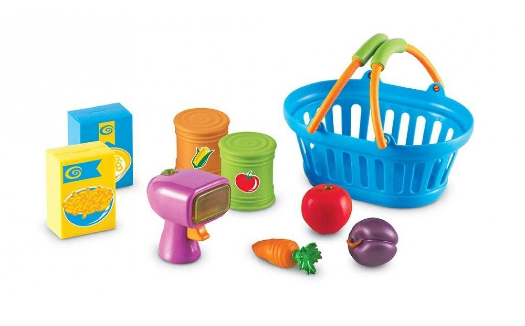 Let S Go Grocery Shopping Set Play Therapy Toys