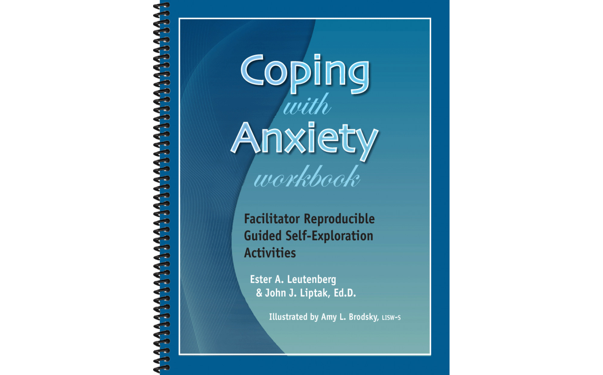 Coping With Anxiety Workbook Books