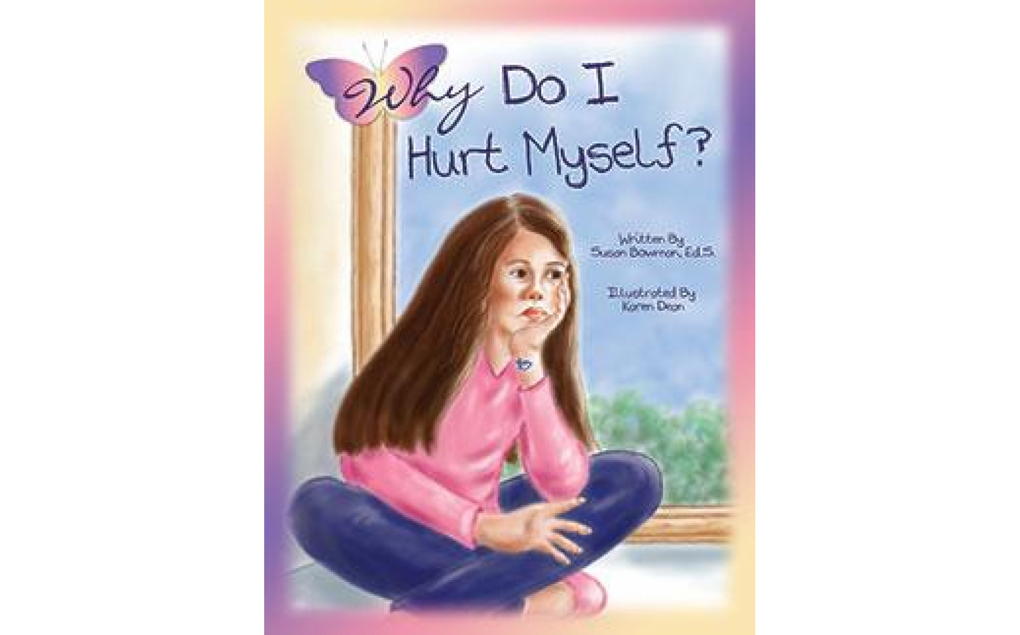 Why Do I Hurt Myself A Story About Children Who Self Harm