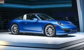The Porsche 911 Targa