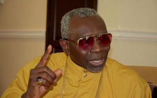 Pastor Ayo Oritsejafor, CAN President