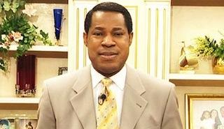 Pastor Chris Oyakhilome of Christ Embassy
