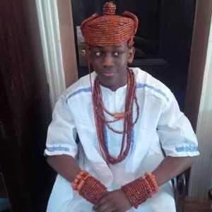 Obi Chukwuka Noah Akaeze I, the new king of Ubulu-Uku