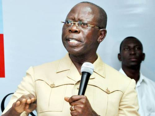 Oshiomhole breaks silence on not completing his tenure as APC National Chairman