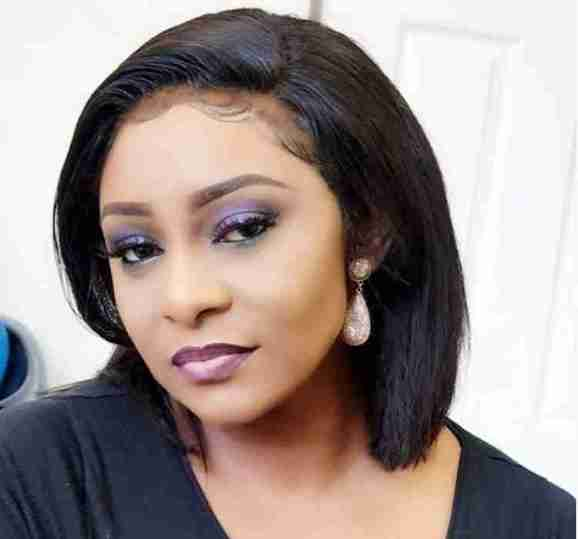 Nollywood actress Victoria Inyama says domestic violence is a norm - P.M.  News