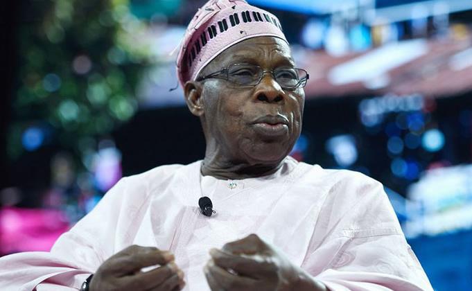 Obasanjo says Nigeria overwhelmed by crises