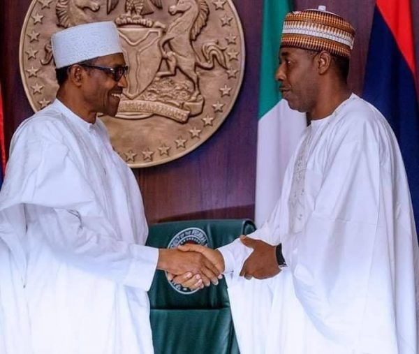 Zulum says Buhari visiting Maiduguri on Thursday
