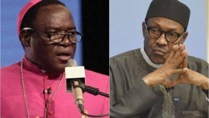 'See How Kukah Distorted Facts On Insecurity Before US Congress'