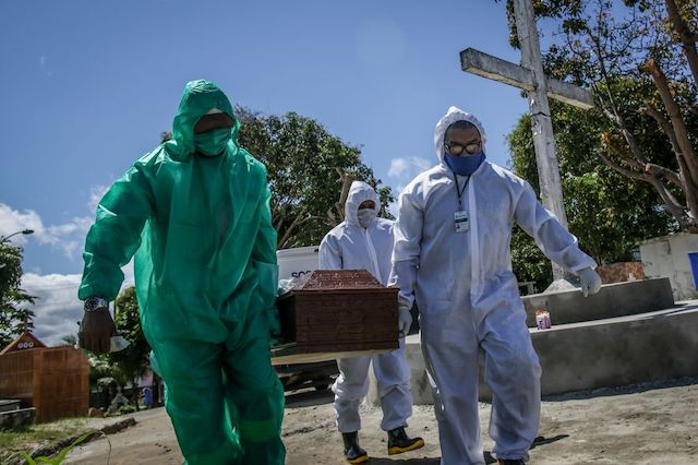 Brazil tops 500,000 in COVID-19 deaths