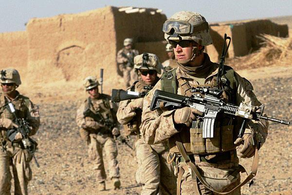 U.S. troops in Afghanistan going home after unwinnable war against Taliban