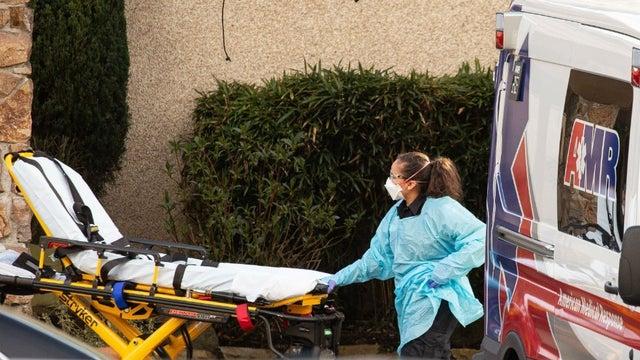U.S. Covid-19 death toll above 600,000