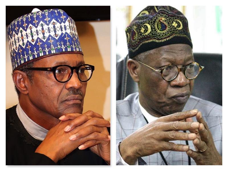 Withdraw Your Gag Order, SERAP Writes Buhari