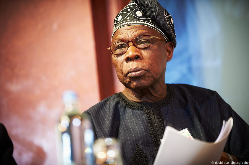 Olusegun Obasanjo: no communique issued after meeting in Abuja