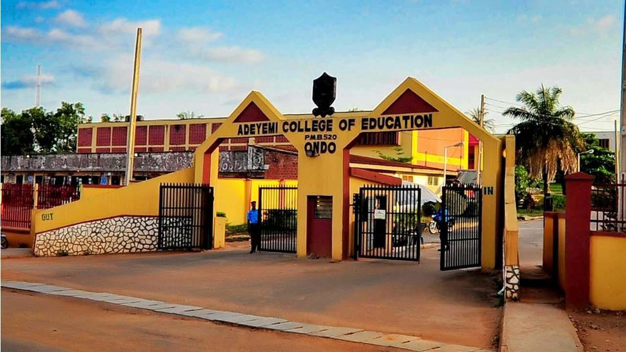 Adeyemi College of Education, Ondo