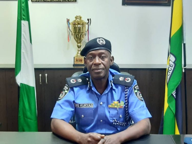 Anambra CP, Monday Bala Kuryas: His command arrested policemen for extorting N500,000 from resident