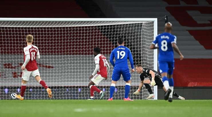 Arsenal crash to Everton