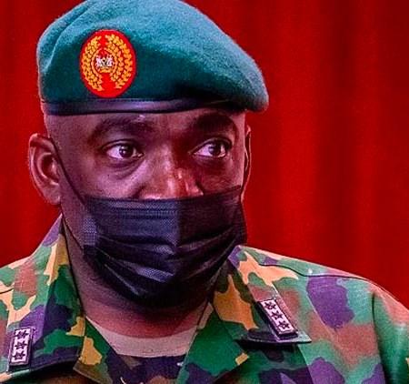 Ibrahim Attahiru Chief of Army Staff, Lieutenant General Attahiru Ibrahimtahiru