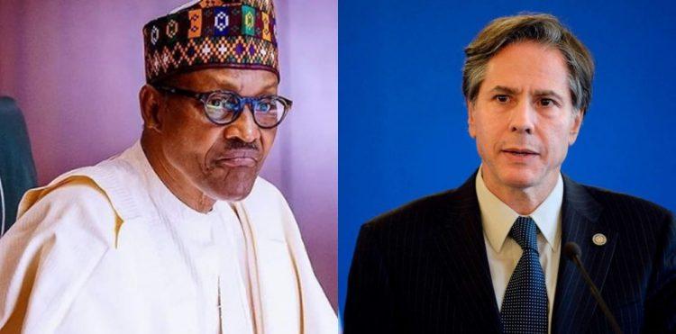 Blinken to visit Buhari on Tuesday
