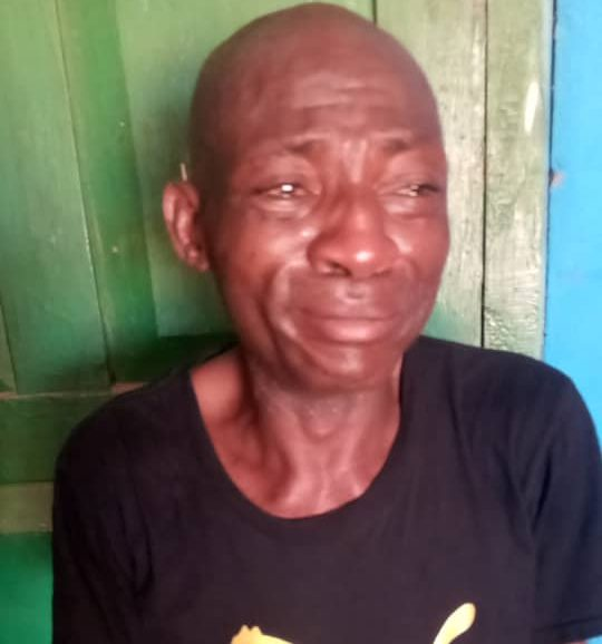 The suspect arrested in connection with Udoh's death