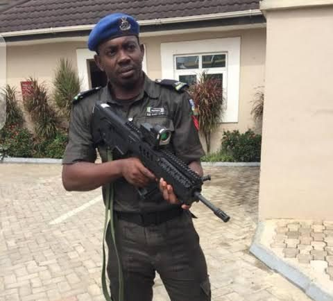 Sergeant Eze Aiwansoba fired for shooting lover in the mouth