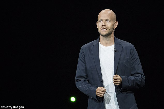 Daniel Ek Spotify owner recruits Henry and co to join bid for Arsenal