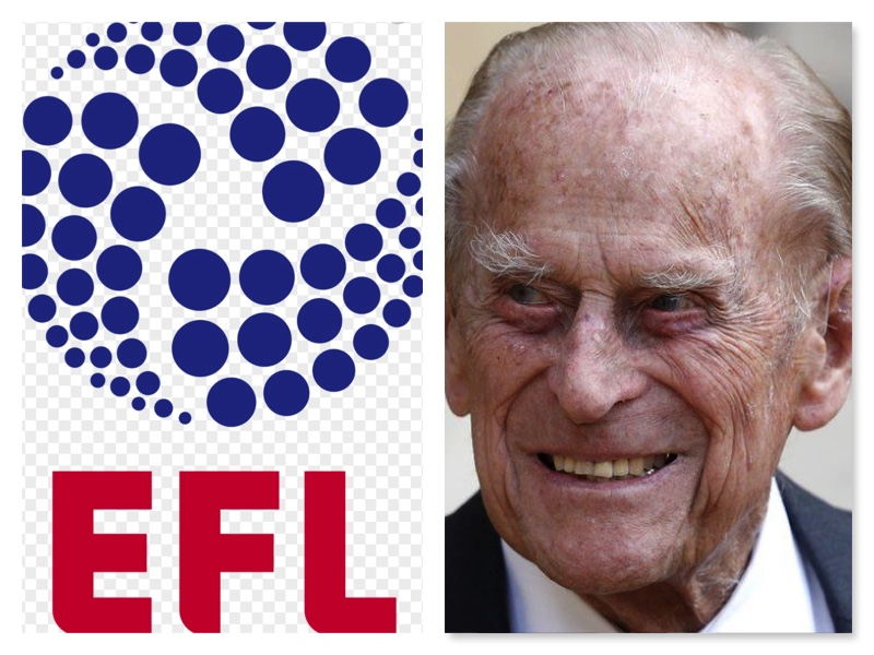 EFL says matches to be postponed over Prince Philip's funeral