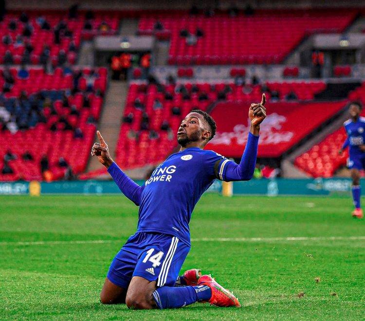 Kelechi Iheanacho takes Leicester City to FA Cup final