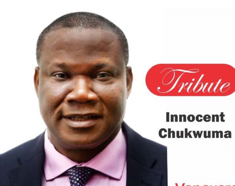 A tribute to Innocent Chukwuma