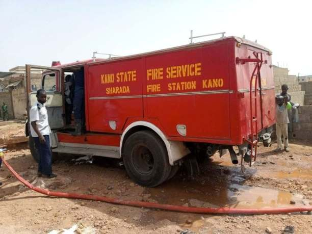 Two die in house fire in Kano