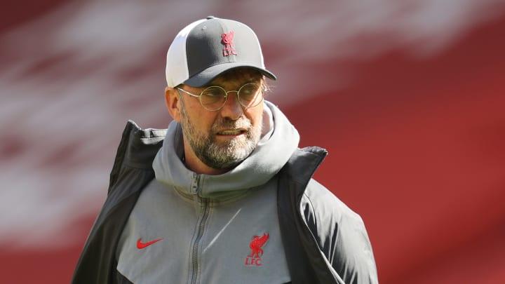 Jurgen Klopp blasts Liverpool players