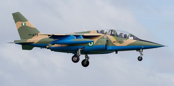 Another military plane crashes