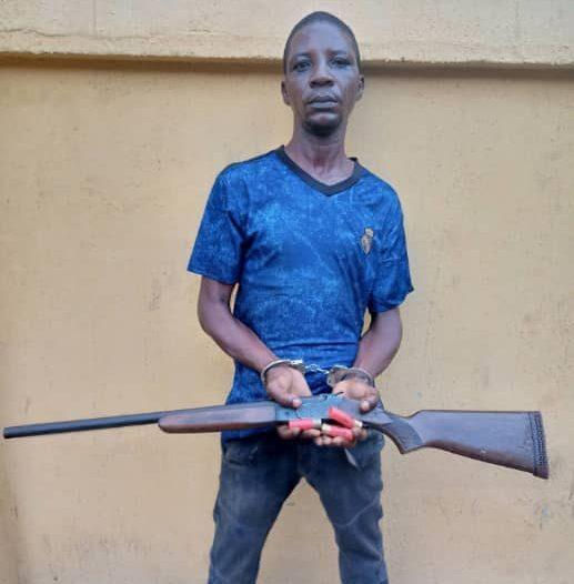 Rasak who allegedly shot Yahaya dead