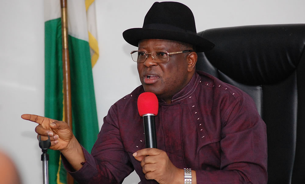 Umahi says there is no land for ranching in Ebonyi