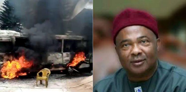 Nigeria Governors' Forum talks tough over attack on Uzodinma's home