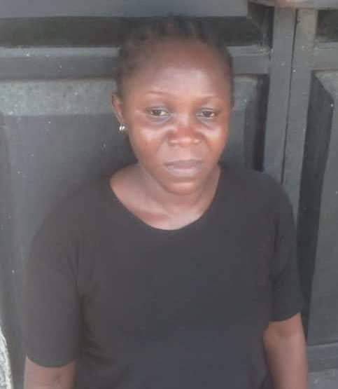 Mrs Joy Ihunwo; allegedly lost eight-week old pregnancy after she was brutalised by the police