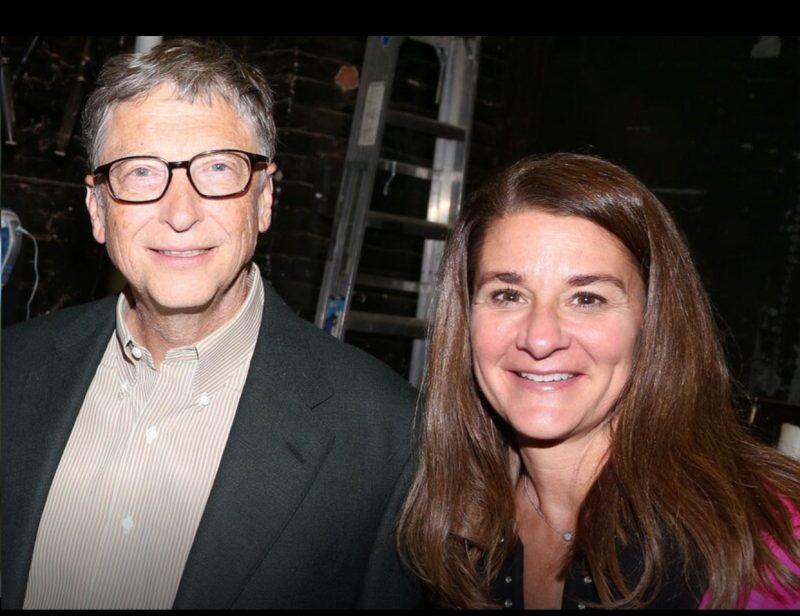 Bill and Melinda Gates: earthshaking divorce