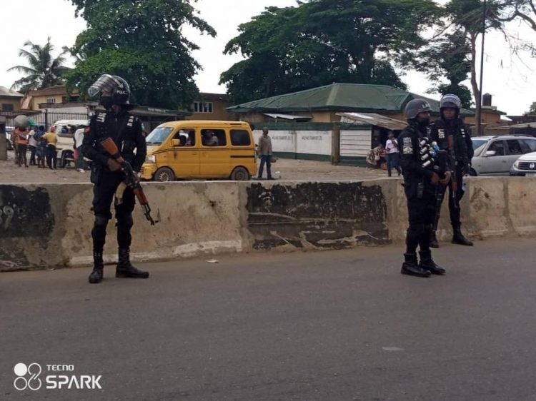 Lagos CP Odumosu orders investigation into Ile-Epo mayhem
