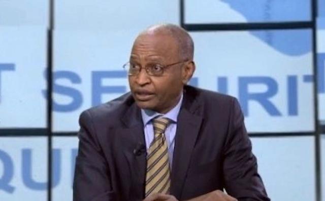 Acheikh Ibni Oumar minister of national reconciliation
