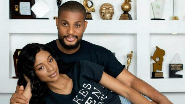 Actor Alexx Ekubo, fiancée spark breakup rumour - P.M. News