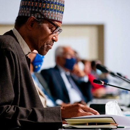 Buhari blames COVID-19 for Boko Haram gains