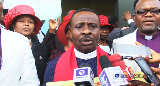 CAN President Rev. Ayokunle urges Christians to pray for Nigeria