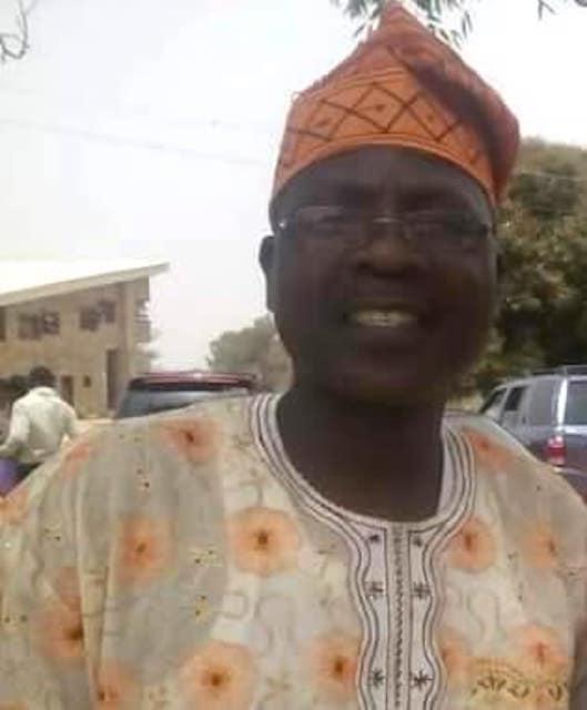 Deacon Isaac Femi Ayanbimpe