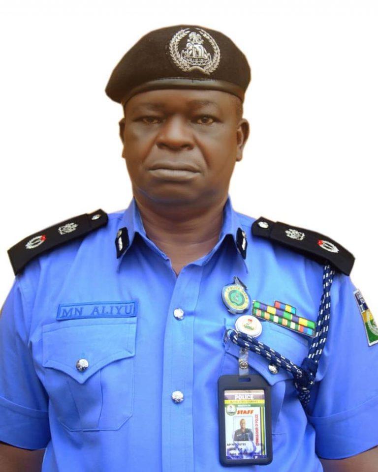 Mr Mohammed Aliyu, Enugu Commissioner of Police
