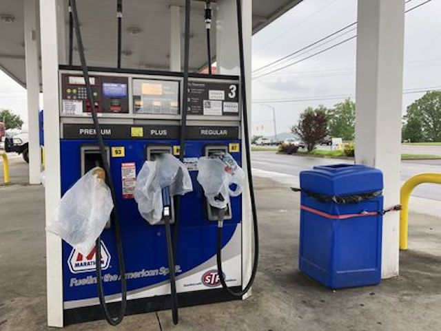 Gas stations in U.S. east coast hit by supply crunch after cyberattack