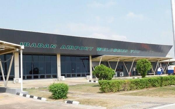 The newly upgraded Ibadan Airport