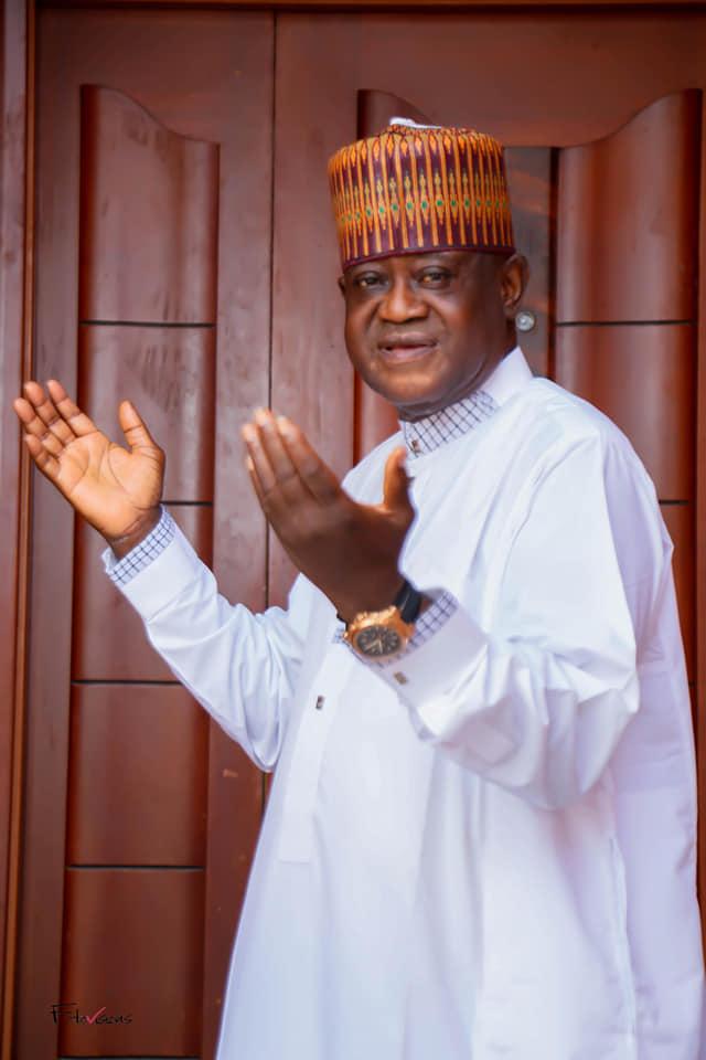 Monzor Olowosago: belatedly birthday greetings from Buhari