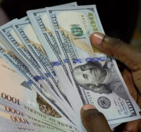 the Naira loses N17 to US dollar in two days
