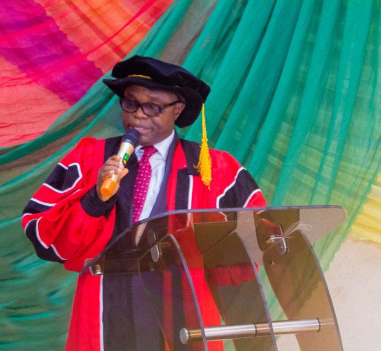 Akorede Ojomu, Provost, Lagos State Cooperatives College