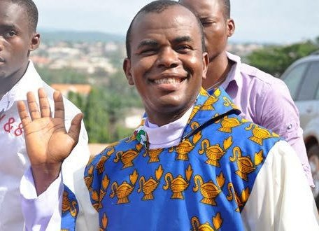 Reverend Father Ejike Camillus Mbaka