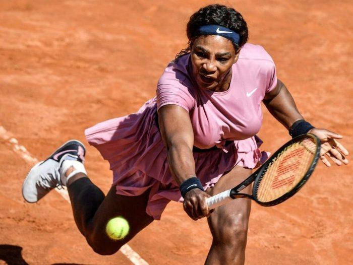Serena Williams: accepts invitation to Parma